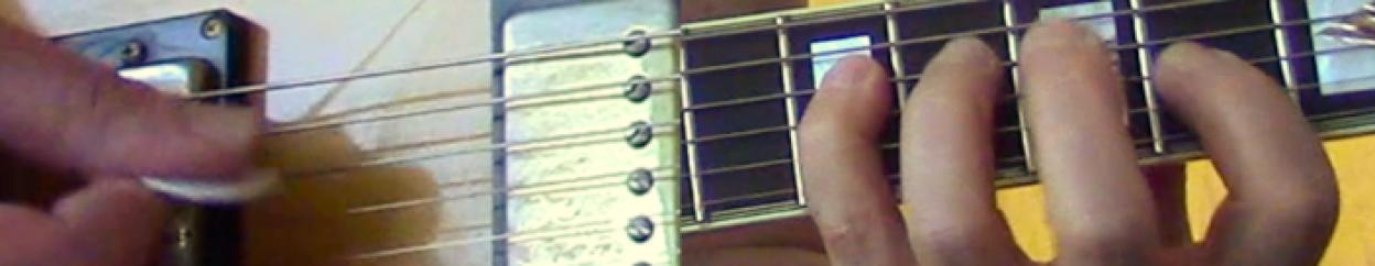 Guitar Tutorial Markgtr