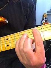 E Minor (7th Fret)