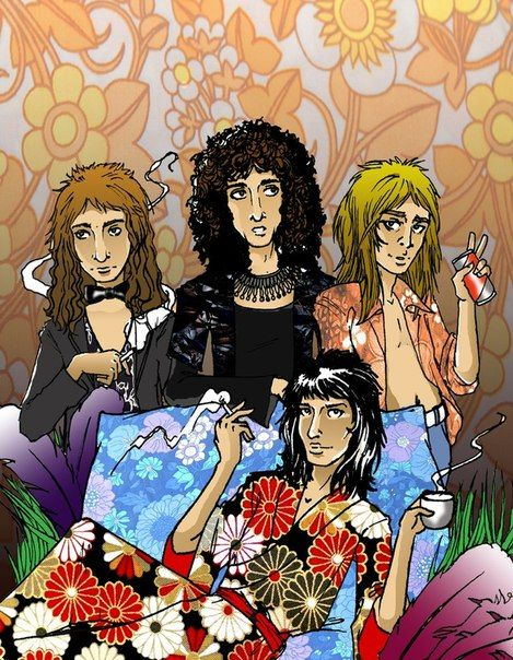 The Regal Four: A one-minute tribute to one of the greatest rock bands of alltime.